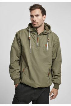 Camo Colors, Stylish Jackets, Urban Classics, Camouflage, Rain Jacket, Pullover, Leather, Design, Products