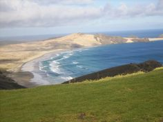 Cape Reinga at the very top of New Zealand's North Island