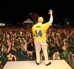 On-campus highlights of President Starr's 5 years at Baylor.