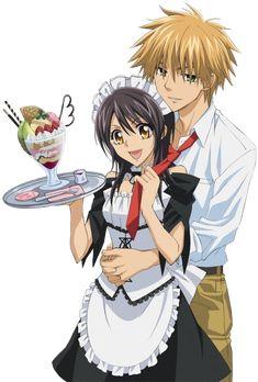 Misaki Ayuzawa, Maid Latte outfit (Kaichou wa Maid-sama!)
