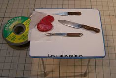 """calm hands: """"Knives"""""""