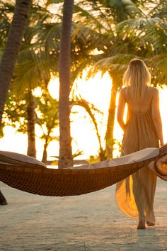 Find a hammock in the Maldives, and simply relax! http://www.puredestinations.co.uk/resort/kurumba-maldives/