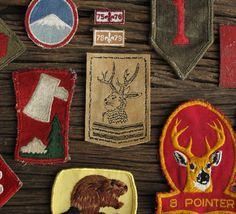 Anyone can hike up (or drive up) Mt. Washington and get a patch. Our Captain Jack badge is worn by only the most deserving who have joined the ranks of those embracing their inner wild. Velcro Patches, Pin And Patches, Jacket Patches, Vintage Patches, Clothing Logo, Badge Design, Captain Jack, Wedding Pins, Kids Prints