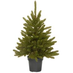 3ft Kensington Potted Artificial Christmas Tree