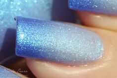 Christmas Collection - Icy Snow swatch by @nailzcraze Blog: http://www.nailzcraze.com/2013/12/fun-lacquer-christmas-collection-part-2.html