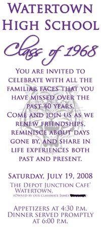 dinner get together invitation sample