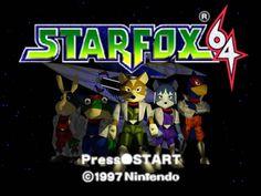 Star Fox 64, Fox Mccloud, Classic Video Games, The Revenant, Character Description, Krystal, Cover Art, Sci Fi, Fan Art