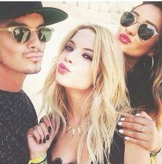 Tyler, Ashley and Shay