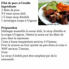 Crockpot pork tenderloin recipe (copied from a friend) Pork Tenderloin Recipes, Pork Loin, Pork Recipes, Slow Cooker Recipes, Crockpot Recipes, Keto Recipes, Healthy Recipes, Cooking Tips, Cooking Recipes