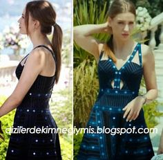 Medcezir - Mira (Serenay Sarıkaya), BCBG Dress