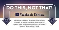 Infographic: 6 Rules For Managing Your Business's Facebook Page | Fast Company | Business + Innovation