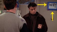 """Can You Guess The """"Friends"""" Storyline Based On Joey And Chandler's Doodle Board"""