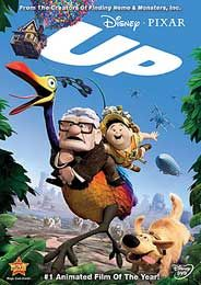 Disney's Pixar Up DVD