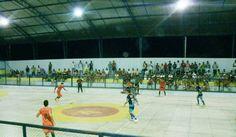 Inicia Campeonato Municipal de Futsal de Itapiúna.