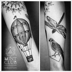 #tattoo #art by @bob_fizz #tats #dots #lines #tattoo #ink #inkart #inked #blackandwhite #ingravidos III