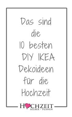DIY IKEA Hochzeitsdeko-Ideen Making the wedding decoration yourself is not only fun, but also saves you a lot of money. At Ikea you will find a lot of great materials for your DIY wedding decoration - Diy Wedding Veil, Ikea Wedding, Chandelier En Argent, Diy Kallax, What Is Wedding, Spa, Diy Décoration, Engagement Ring Cuts, Diy Wedding Decorations