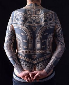 Tribal tattoos are among the most popular tattoo styles, especially for those who favor both meaning and masculinity in their tattoo designs. Popular for their ability to make their wearer look like a tribal warrior, tribal tattoos have a rich history and are a great expression of artistic design and skill. Tribal Tattoos, Unique Tattoos For Women, Tribal Warrior, Back Tattoos For Guys, Best Sleeve Tattoos, Most Popular Tattoos, Meant To Be, Tattoo Designs, The Originals