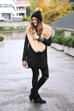 6S1A6726 Winter Looks, Fall Winter Outfits, Winter Fashion, Trendy Taste, Mode Mantel, Winter Stil, Autumn Street Style, Fashion Seasons, Cute Fashion