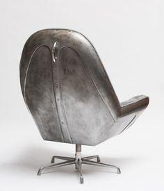 VW Beetle Bonnet Club Chair