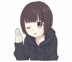 Instagram @kawaii.miimi Kawaii Chan, Loli Kawaii, Kawaii Anime Girl, Anime Art Girl, Chica Gato Neko Anime, Cute Anime Chibi, Anime Neko, Sweet Pictures, Dibujos Anime Chibi