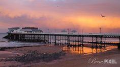 Cromer Pier| by Beau Pixel, via Flickr
