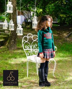 Jersey falda tartán Sanmar Otoño-Invierno 2014-2015
