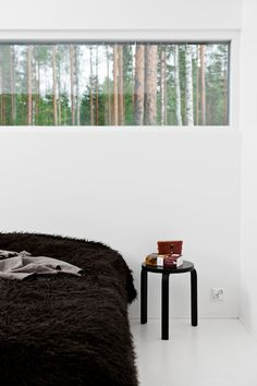 From Scandinavia with love - design & style (Interior in a house by Finnish Tuomas Toivonen. ...)