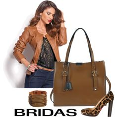 """""""LOOK ARENA"""" by #Bridas http://www.clenapal.com/bridas/autumnwinter/"""