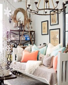 Beautiful room ideal for teen girls