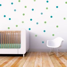 Items similar to Wall Decal Confetti Wall Decal Dots Decal Green Polka Dot Circle Stickers Kids Wall Decal Boy Room Decor. Confetti Children Wall Decal on Etsy Baby Wall Decals, Wall Stickers Home Decor, Wall Decor, Boys Room Decor, Boy Room, Kids Bedroom, Confetti Wall, Polka Dot Walls, Art Wall Kids