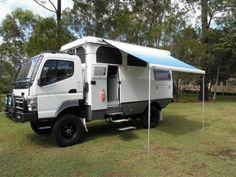Earth Cruiser 4x4 Overland Camper