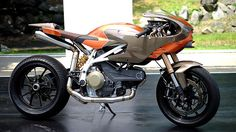 Ducati Cafe Racer Disegno 01 by Angel Lussiana - Foto por Motorbox #motorcycles #caferacer #motos | caferacerpasion.com