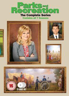 Parks And Recreation Season 1 - 7 (5 Dvd) [Edizione: Regno Unito] [Import anglais]: DVD & Blu-ray : Amazon.fr