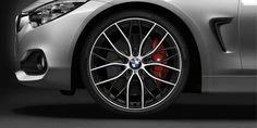 BMW 4 Series Gran Coupé (F36), 420d, light-alloy wheel double-spoke 405M