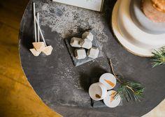 Stylish Winter Wedding Inspiration - Stylish Winter Wedding Inspiration With Firs Foliage & A Muted Colour Palette Styling by Blue Wren Barn Images by John Barwood Photography