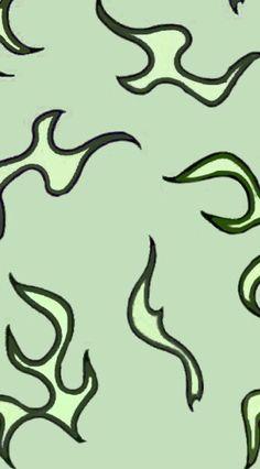 Mint Green Wallpaper, Iphone Wallpaper Green, Hippie Wallpaper, Iphone Wallpaper Tumblr Aesthetic, Iphone Background Wallpaper, Aesthetic Backgrounds, Green Backgrounds, Aesthetic Wallpapers, Green Photo