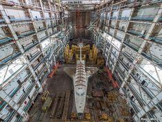 Les Ruines abandonnées du Programme de la Navette spatiale soviétique - Chambre237
