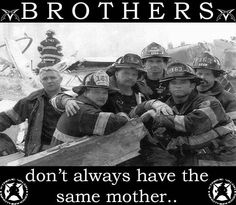 Brotherhood isn't your mothers other sons, it's a bond formed from shared experience and challenges.