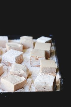 salted marshmallows