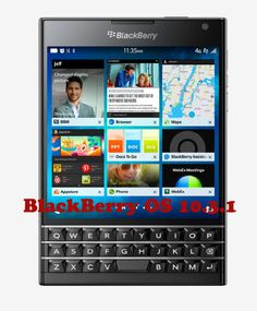 BlackBerry OS 10.3.1.1151 Leaked for BlackBerry Passport and Other BlackBerry 10 Devices