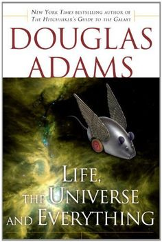 %Livres%Life, the Universe and Everything (Hitchhiker's Guide to the Galaxy, {PDF} Téléchargement gratuit du livre Douglas Adamsaaspcaa The Hitchhiker, Hitchhikers Guide, Galaxy Book, Galaxy 3, English Novels, Douglas Adams, Guide To The Galaxy, Novels To Read, Book Of Life