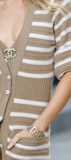 Chanel SS 2015 | The House of Beccaria~
