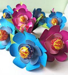 Fiore porta lecca lecca