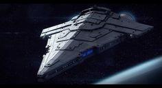Imperial Star Destroyer War Galleon by AdamKop.deviantart.com on @deviantART