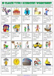 Conditionals ESL Printable Worksheets and Exercises English Class, English Grammar, Teaching English, Learn English, Writing Activities, Learning Resources, Activities For Kids, Teaching Ideas, Printable Board Games