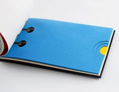 4 Seasons / Sketchbook by Katarina Medić, via Behance
