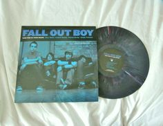 Fall Out Boy vinyl