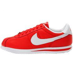 "Nike Classic Cortez Nylon ""Hyper Red"""