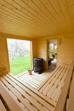 A house sauna may likewise help your friends and family keep healthy and loose. It's a handy and cheap technique to get pleasure from a resort life-st. Home Spa Room, Spa Rooms, Sauna House, Sauna Room, Mini Sauna, Sauna Shower, Sauna Design, Outdoor Sauna, Finnish Sauna