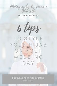 Tips on how to style your hijab on your wedding day for the perfect hijabi bridal look. Easy and simple tips to make sure your hijab looks perfect on your wedding. Wedding Show Booth, Muslim Brides, Booth Design, Bridal Looks, On Your Wedding Day, Have Fun, Wedding Planning, White Dress, How To Plan